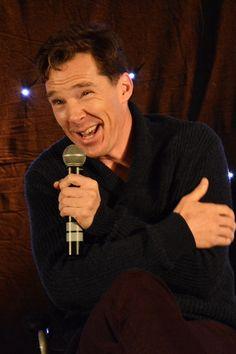 Benedict Cumberbatch, Elementary Convention