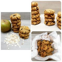 Healthy Foods To Eat, Healthy Eating, Healthy Recipes, Homemade Desserts, Homemade Cakes, The Help, Cookies, Breakfast, Blog