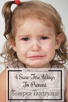 Temper tantrums are so hard! Love these great parenting tips to keep in mind