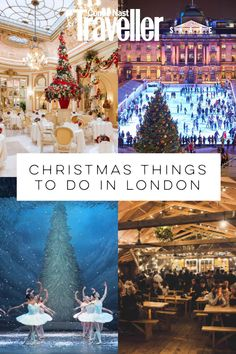 Christmas things to do in London Our top ways to spend the countdown to in London. Christmas Things To Do, London Christmas, Cozy Christmas, Before Christmas, Christmas Wreaths, Christmas Countdown, Christmas Afternoon Tea, Best Afternoon Tea, Weihnachten In London