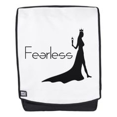 Fearless Backpack - diy cyo customize create your own personalize