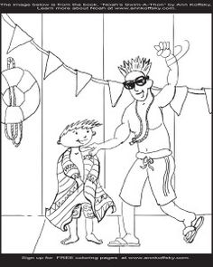 54 Best Jewish Coloring Pages images in 2020 | Coloring ...