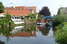 Das Hotel Christine direkt an der #Elde in #Lübz Foto: Hotel Christine #meckpomm #mecklenburg