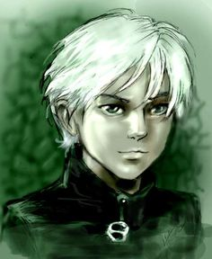 Draco Malfoy by ~Linnpuzzle on deviantART