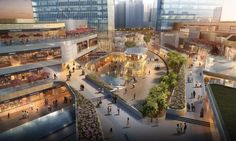 Chancheng Greenland Center Phase II Competition