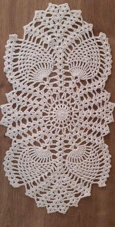 Fair Isle Knitting Patterns, Crochet Doily Patterns, Crochet Doilies, Crochet Stitches, Crochet Ripple Blanket, Crochet Dishcloths, Crochet Leaves, Crochet Flowers, Love Crochet