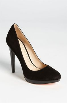 GREAT price, classic and built in comfort... Cole Haan 'Chelsea' High Pump available at #Nordstrom