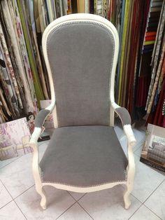 voltaire restauration fauteuil on pinterest canapes. Black Bedroom Furniture Sets. Home Design Ideas
