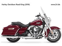 Harley-Davidson Road King (2016)