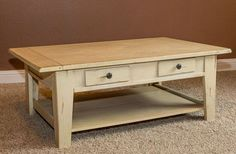 Attic Heirlooms Cocktail Table by Broyhill Furniture