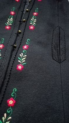 Cape with polish folk embroidery For sale (pm me) 45$