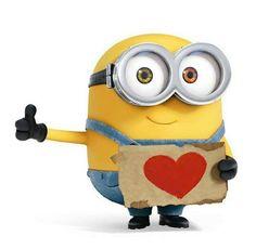 Bob minion love