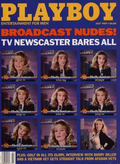 Playboy USA - July 1989