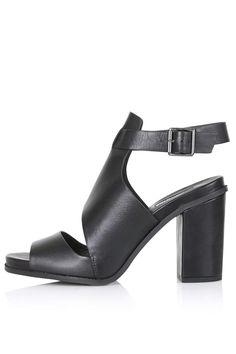 RAMBAS Cut-Out High Sandals - Topshop