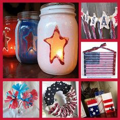 6 Fun Projects for the 4th of July · Home and Garden | CraftGossip.com