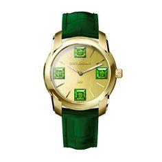 La montre DG7 Gems de Dolce & Gabbana