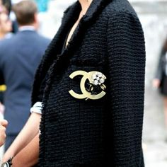 Chanel. Always classy