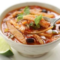 Copycat On The Border Tortilla Soup Recipe | Recipe4Living