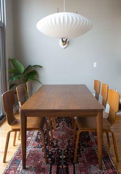 House Tour: A Modern Black & White Chicago Loft | Apartment Therapy