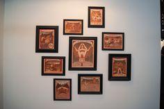 Feria Ch.ACO 2013 Gallery Wall, Frame, Home Decor, Picture Frame, Decoration Home, Room Decor, Frames, Interior Design, Home Interiors