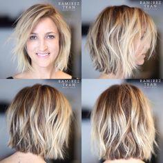 "Ramirez|Tran Salon on Instagram: ""FUNKY FUN LIVED IN HAIR™ Cut | Style by @anhcotran #ramireztransalon #livedinhair #lorealprous"""