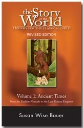 Ideas for teaching The Mystery of History to young children. The Story of the World, Vol. 1 (Ancient Times) [Revised Edition] - Paperback. This is a good book to read with the curriculum.