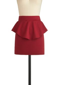 Love at first sight let me tell you, which is funny cause it's called the Eternal Flame of Love Skirt.  ModCloth $42.99