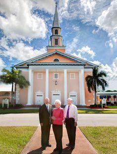 First Baptist Church celebrates 100th anniversary - w/photos #VeroBeach