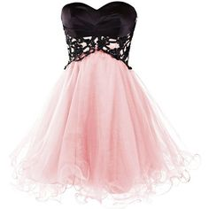 Dresstells Short Prom Dresses 2015 Homecoming Dress for Women ($70) ❤ liked on Polyvore featuring dresses, vestido, short homecoming dresses, homecoming dresses, henley dress, cocktail dresses and pink prom dresses