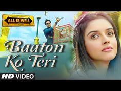 'Baaton Ko Teri' VIDEO Song | Arijit Singh | Abhishek Bachchan, Asin | T-Series - YouTube