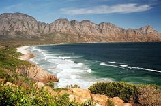 The gorgeous Cape Coastline - Cape Town, Western Cape Oh The Places You'll Go, Places To Travel, Places To Visit, Westerns, Cape Town South Africa, Holiday Places, Africa Travel, Amazing Nature, Beautiful Landscapes