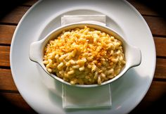 CnC Baked Macaroni 'n Cheese (also available with Short Ribs)