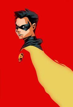 love the new Robin...