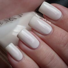 Lucy's Stash - Nicole By OPI Pale by Kim-parison