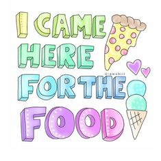 girly tumblr transparents food - Google Search