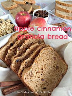 Apple Cinnamon Granola Bread - IMG_1143.jpg