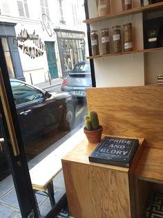 Ob-La-Di - mini coffee shop healthy, 54 rue de Saintonge, 3ème