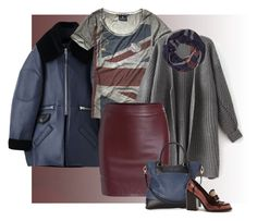 """""""Pack and Go: London"""" by ysmn-pan ❤ liked on Polyvore featuring Acne Studios, Vince Camuto, Tignanello, Mulberry, women's clothing, women, female, woman, misses and juniors"""