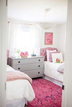From a gorgeous master bedroom to bright and happy kids' spaces, tour a home that has the recipe for crafting the perfect space to rest your head.