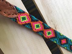 Mexican Dog Collars/ Dog Collars from Chiapas /leather Dog