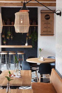 Yoepz Amsterdam, restaurant dans le quartier De Pijp, Amsterdam (reserver)