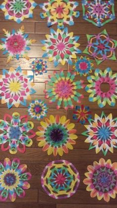 Fun Crafts For Kids, Diy For Kids, Diy And Crafts, Arts And Crafts, Paper Crafts, Origami And Kirigami, School Art Projects, Vintage Crafts, Preschool Crafts
