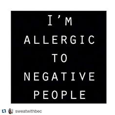 Me too #elygantthings  #Repost @sweatwithbec with @repostapp  Soz but like really really allergic. #fridayvibes #behappy #nyc