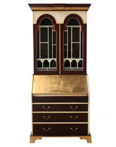 :Bureaux Display study bookcase, Measurements 910 x 554 x 2170