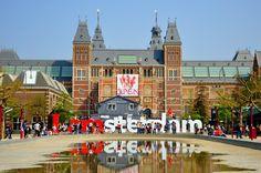 #Viajar a #Ámsterdam es algo que deben hacer todos una vez en la vida. Anímate y reserva con #Despegar #trip #turismo #vuelos #viajar #travel