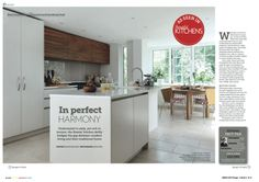 Roundhouse coverage in Beautiful kitchens