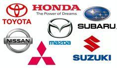 No.1 TOYOTA (Japan) / 10.2 million(units) No.2 VOLKSWAGEN (Germany) / 10.1 million No.3 GM (USA) / 9.9 million No.4 NISSAN and RENAULT (Japan and France) / 8.5 million No.5 HYUNDAI (Korea) / 7.7 million No.6 FORD (USA) / 6.3 million No.7 FIAT and CHRYSLER (Italy) / 4.6 million No.8 HONDA (Japan) / 4.3 million No.9 PEUGEOT and CITROEN (France) / 2.9 million No.10 SUZUKI (Japan) / 2.9 million There are four Japanese automobile company in the 10 company and TOYOTA is No.1 company (also 2015…