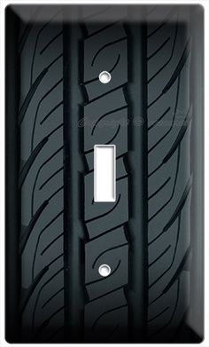 new rober car tire light switch electrical power by DecorLounge
