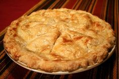 Is it magic? Mom's apple pie recipe