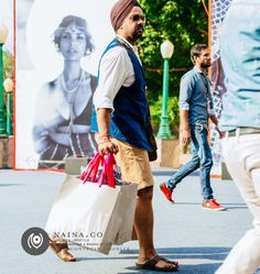 #KeepWalking Indian Street Style http://www.naina.co/photography/keepwalking/ Naina.co-Photographer-Raconteuse-Storyteller-Luxury-Lifestyle-October-2014-Street-Style-WIFWSS15-FDCI-Day01-EyesForFashion